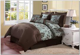 Ideas Aqua Bedding Sets Design Aqua Blue And Brown Bedding Sets Beds Home Design Ideas