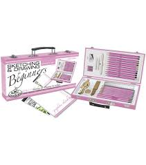 royal brush pink art for beginners artist set sketching u0026amp