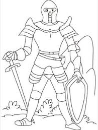knight armor coloring printable coloring worksheets