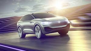lexus ux wiki volkswagen u0027s i d crozz is a sharp electric concept with a