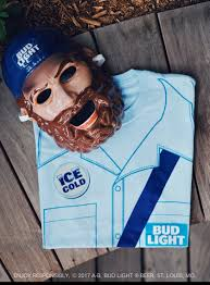 bud light vendor costume bud light on twitter it s not just a beard and a uniform that