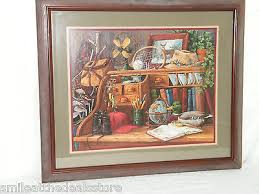 home interiors and gifts framed home interiors print framed cottage cottages by dwayne warwick