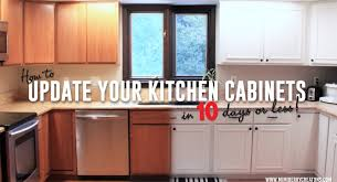 paint your oak kitchen cabinets mimiberry creations painting oak cabinets everything you