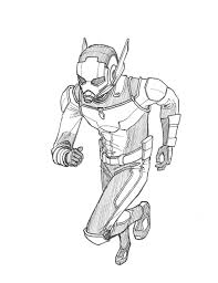ant man by alice chan on deviantart