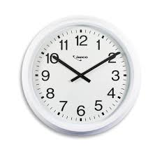 jadco time giant foyer clock 600mm jadco time