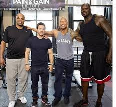 Shaq Bench Strength Fighter Charles Barkley The Rock Shaquille O U0027neal