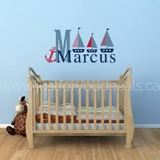 43 nautical nursery wall decals nautical theme nursery nautical wall decal nursery wall decal children 039 s wall