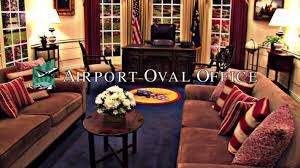 airport u0027s oval office rogue valley international medford airport