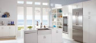 stylish kitchen ideas 7 stylish kitchen cabinet design ideas layouts lowe s canada