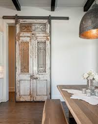 sliding kitchen doors interior surprising barn doors in kitchen photos best ideas exterior