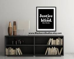 Why Law Is Blind Justice Is Blind Law Graduation Gift Lawyer Gifts