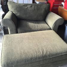matching chair and ottoman find more large green bauhaus chair w matching pillow ottoman