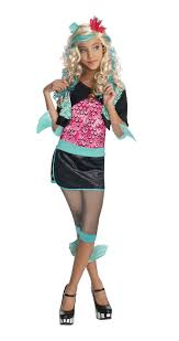 children u0027s monster high lagoona blue costume monster high
