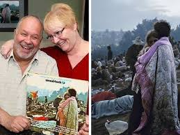 Couple Photo Album Couple On Iconic Woodstock Album Cover Still Rocking Decades Later