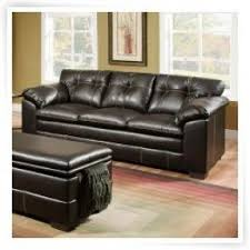 simmons leather sofa and loveseat foter