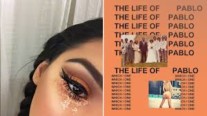 this teen creates eye shadow looks inspired by hip hop albums allure