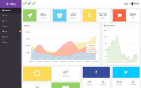 12 fantastic angularjs dashboard templates and themes themes for