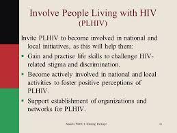 Challenge Hiv Module 5 Stigma And Discrimination Associated With Hiv Ppt