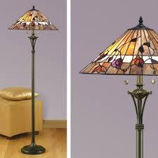 Tiffany Table Lamps 1900 63946 Bernwood Tiffany Floor Lamp