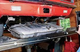 camaro fuel how to install an aeromotive fuel system into a camaro