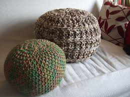 knitted pouf ottoman patterns patterns kid