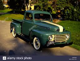 1950 ford up truck 1950 ford f 47 up truck canadian build stock photo royalty