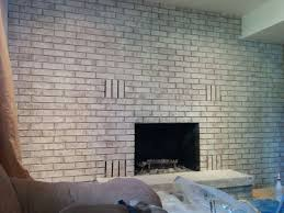 whitewash a brick fireplace wall adamsooley ca