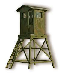 Box Blind Plans The Ultimate Smart Hut 5 5 Octagon Deer Stands Direct Llc