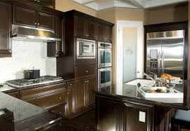 kitchen colors with chocolate cabinets 52 kitchens with wood or black kitchen cabinets
