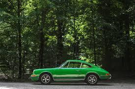 porsche 911 viper green 1973 porsche 911 t coupe u2013 ex magnus walker coys of kensington