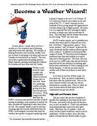 weather instruments lesson plans u0026 worksheets reviewed by teachers