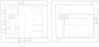 Floor Plans For Small Cabins Gaudin House Barn Transformed Into A Small Cabin In The Swiss Alps