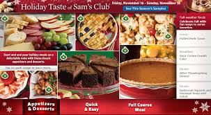 barbara s beat taste of sam s club is this weekend