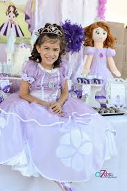 sofia the dress sofia the birthday party a to zebra celebrations