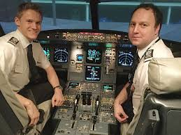 the journey of becoming a pilot harry clark