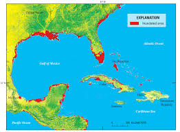 Map Of The Caribbean Islands Usgs Professional Paper 1386 U2013a Figure Gallery 2 Figure 84