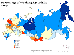 russia map by population mapping russia s demographic problems geocurrents