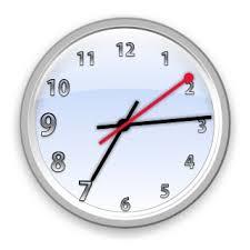 horloge sur bureau windows personnalisation programmer l arrêt de ordinateur tutsinfo