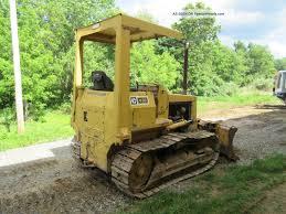cat d3 bulldozer power shifttrans pedal steer 6 way blade good