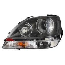 lexus rx300 headlight bulb everydayautoparts com 99 03 lexus rx300 drivers halogen