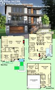 House Plans with Two Master Suites First Floor Luxury Plan Ph