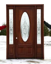 Exterior Steel Entry Doors With Glass Exterior Glass Front Doors Design Your Glass Entry Doors