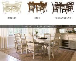 beach dining room sets create your coastal escape