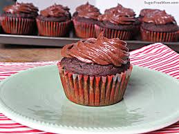 gluten free dairy free chocolate zucchini cupcakes