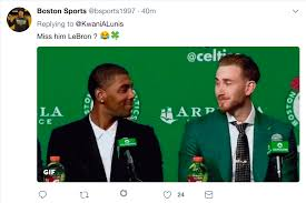 Kyrie Irving Memes - lebron james posts a fist meme after kyrie irving s clutch