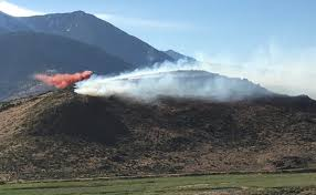 Wildfire Near Reno by Highway 395 Open After Topaz Fire Recordcourier Com