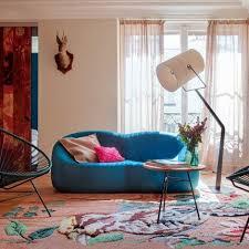 canapé pumpkin un appartement de 60 m2 inspiré d un conte de perrault ligne