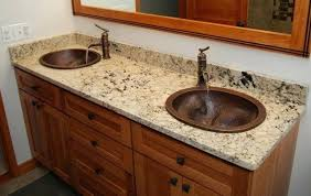 double sink granite vanity top granite sink tops springs granite 1 bathroom vanity tops with sink