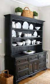 Kitchen Dish Cabinet 10 Simple Ideas For Decorating Your Home Your Turn To Shine Link