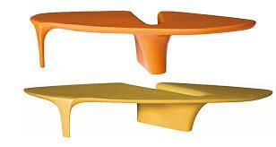 coffee table los angeles waterfall by driade modern coffee tables linea inc modern